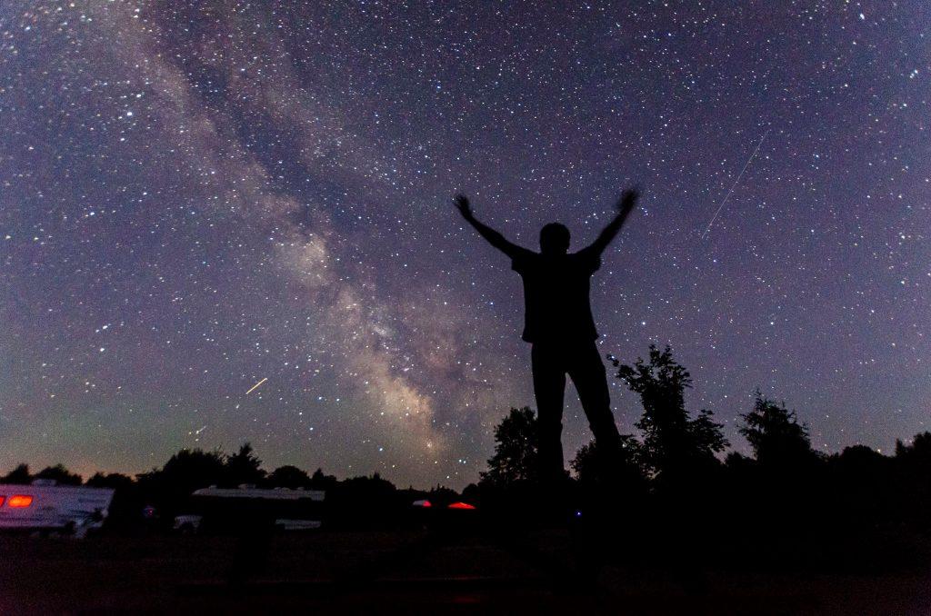 Astronomy ,aurora borealis, Manitoulin Island, Ontario, dark sky preserve, stargazing
