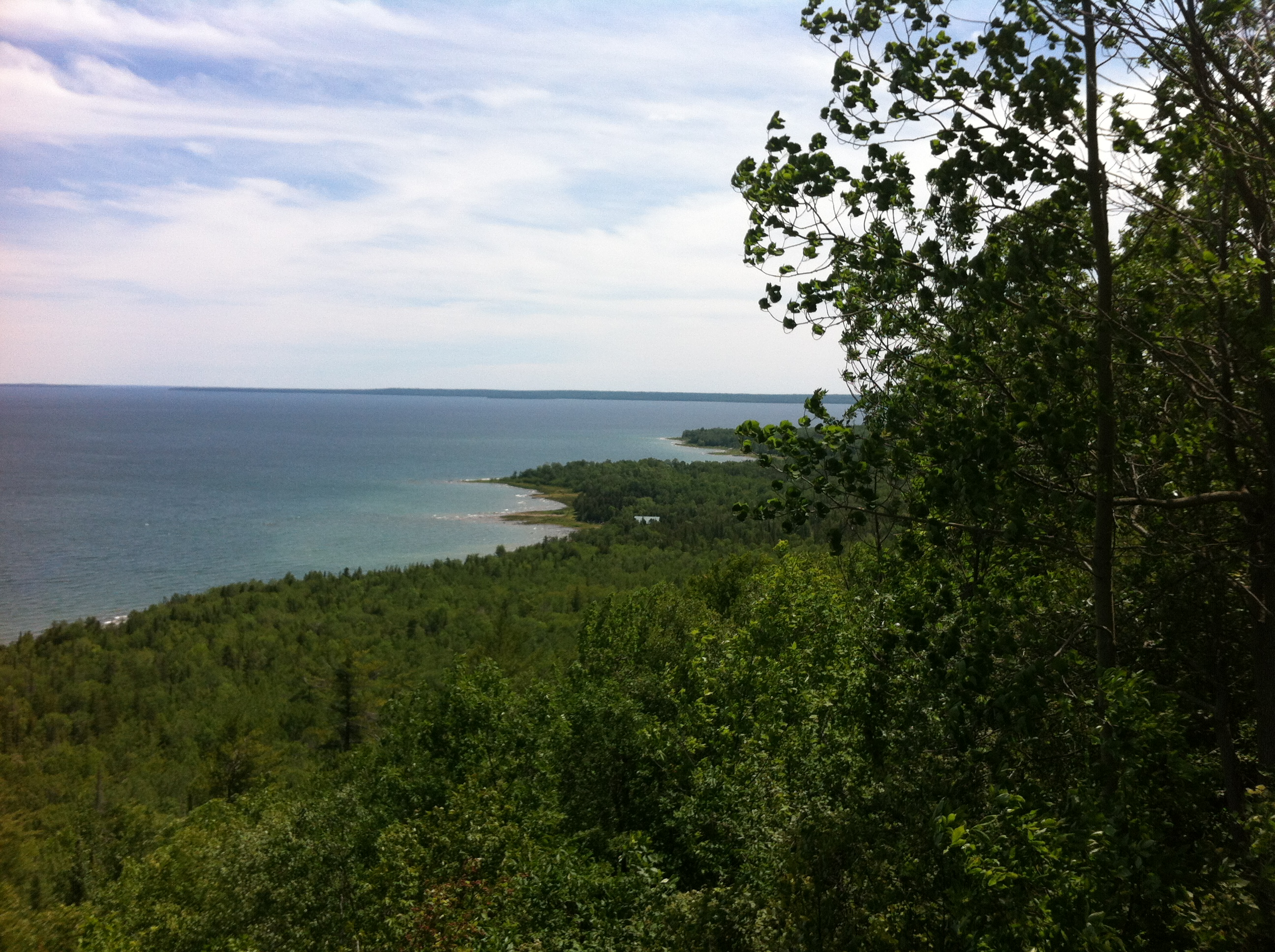 Georgian Bay on Manitoulin Island